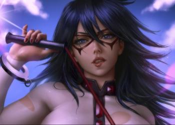 Nemuri Kayama (My Hero Academia - Học Viện Anh Hùng) - Anime Girl Đẹp