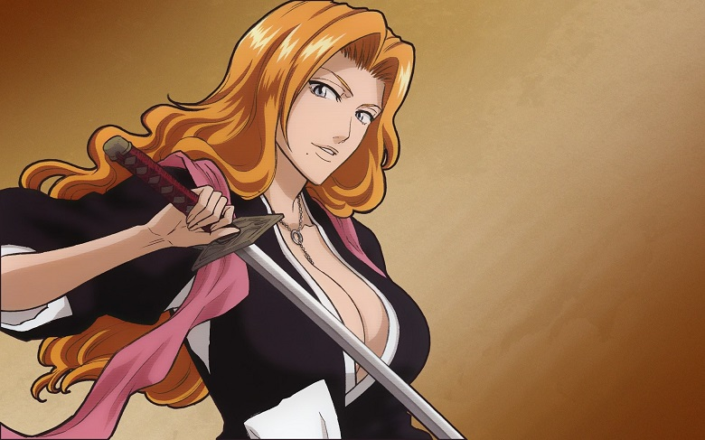 Rangiku Matsumoto (Bleach - Sứ Giả Thần Chết) - Sexy Anime Girl