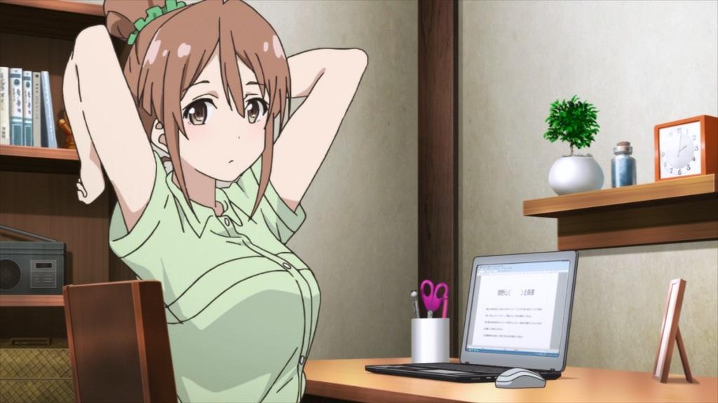 Shiori Shinomiya (Sakura Quest - Đại Sứ Du Lịch) - Anime Girl Đẹp