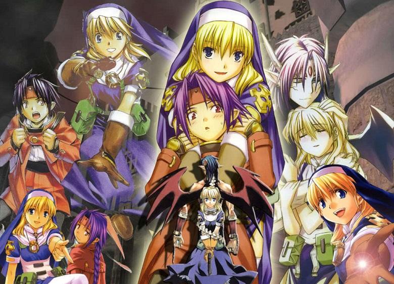 Thanh Trừ Quỷ Dữ (Chrono Crusade) - Anime 18+