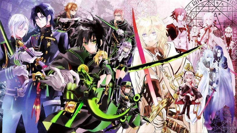 Thiên Thần Ngày Tận Thế (Owari No Seraph) - Anime 18+