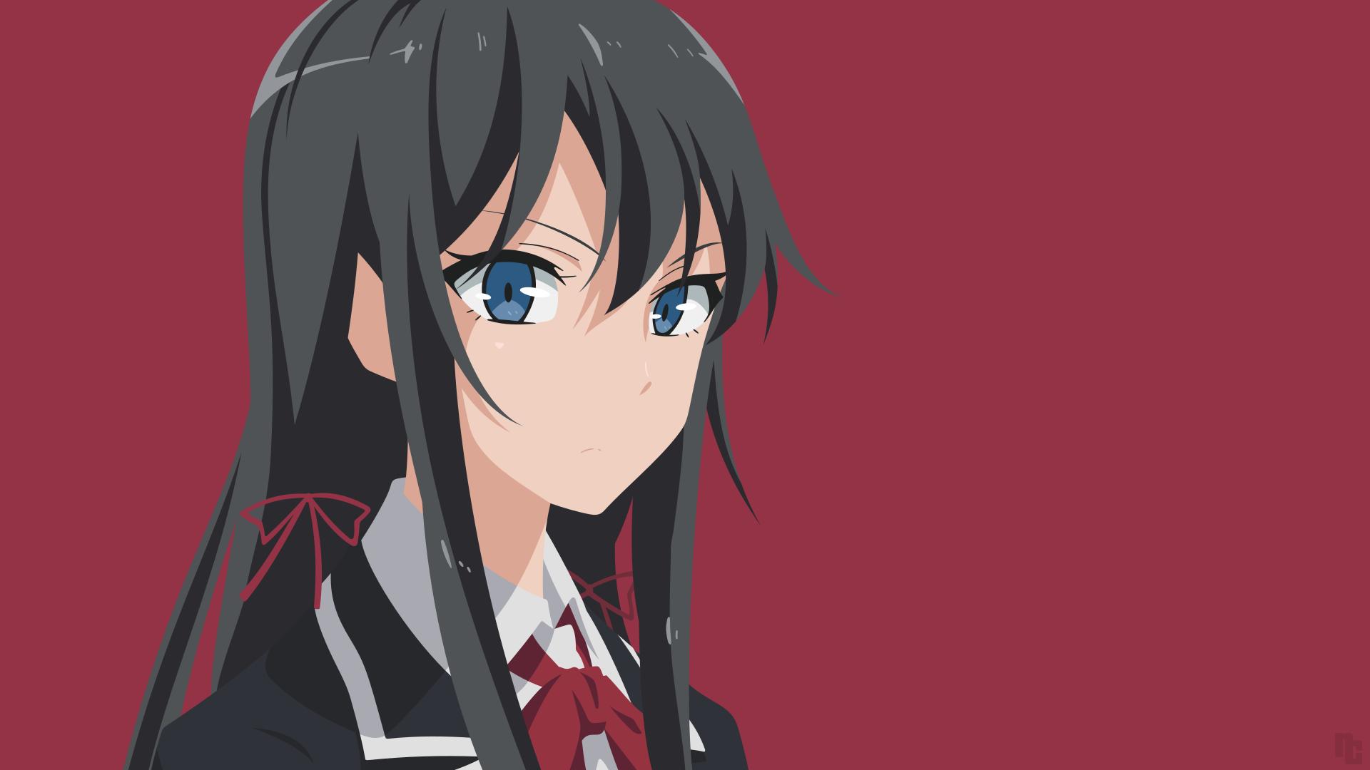 Yukino Yukinoshita (My Teen Romantic Comedy SNAFU)
