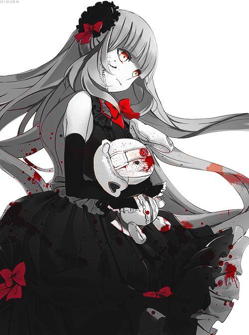 Ảnh 1: Cô gái trong anime nữ vampire lạnh lùng với cá tính mạnh mẽ có thể tiêu diệt bất cứ kẻ nào ngán đường mình