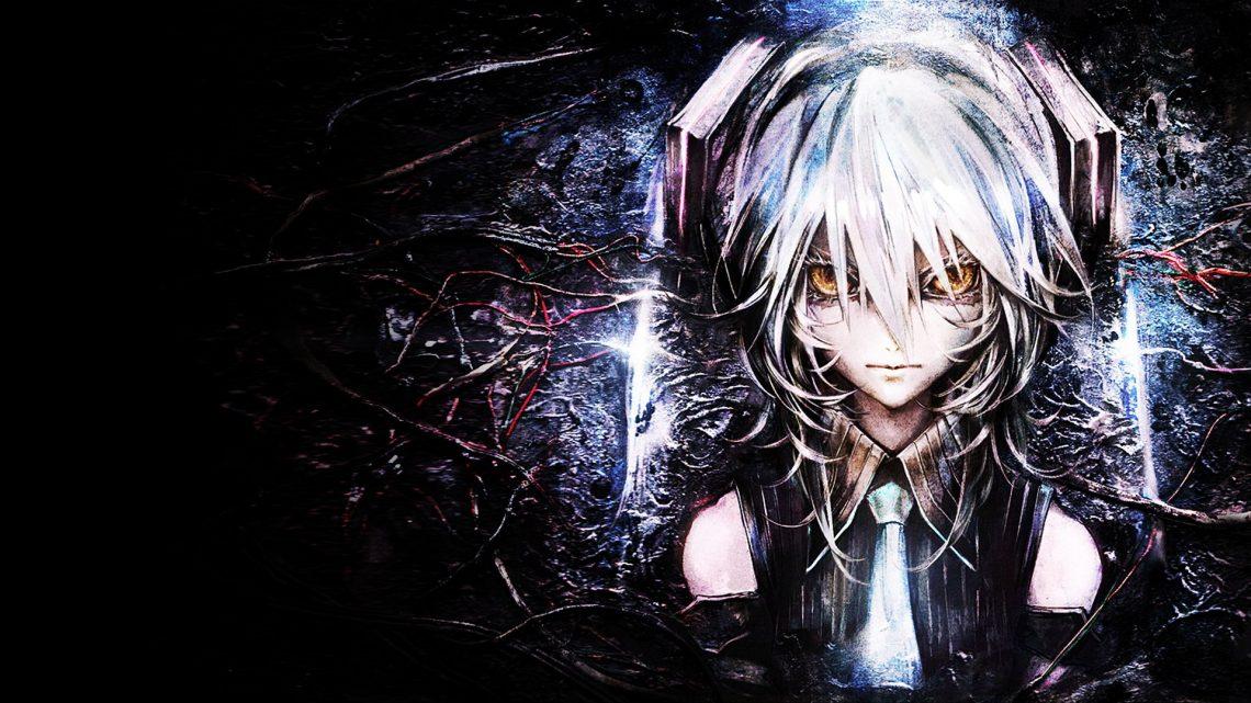 Ảnh 11: Bố cục bức ảnh có sự kỳ bí và kinh dị đã tạo nên bộ hình Anime girl ngầu đặc sắc