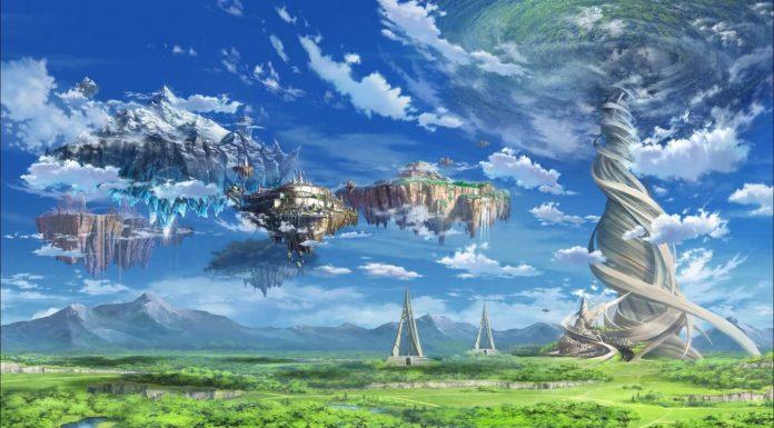 Một khung cảnh thần tiên với vùng đất mới tạo nên một trải nghiệm mới lạ cho những người yêu Anime