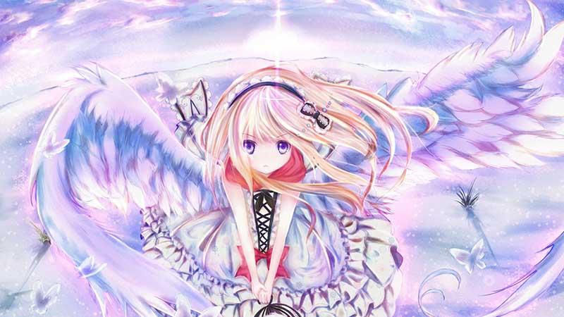 Ảnh 8: Đôi cánh thiên sứ không chỉ mang tới vẻ ngây thơ, thánh thiện mà vẫn có thể tạo nên tính cách lạnh lùng cho cô gái