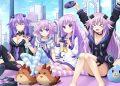 Các cô nàng Anime tóc tím