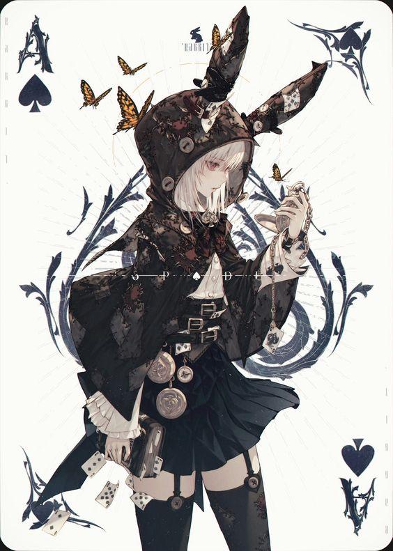 Ảnh 22: Bức ảnh có thể giúp bạn dễ dàng liên tưởng đến hình ảnh Alice ở xứ sở thần tiên vô cùng kỳ bí
