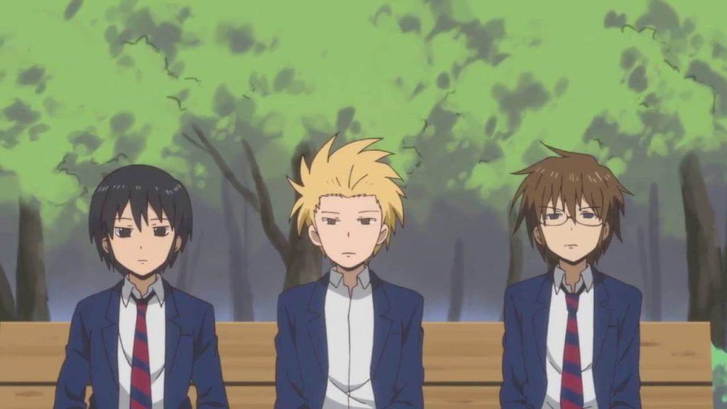 Tên tiếng Nhật Anime cho nam