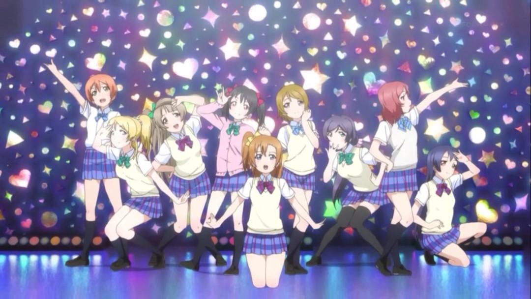 Ái tình trực tiếp (Love Live School Idol Project)