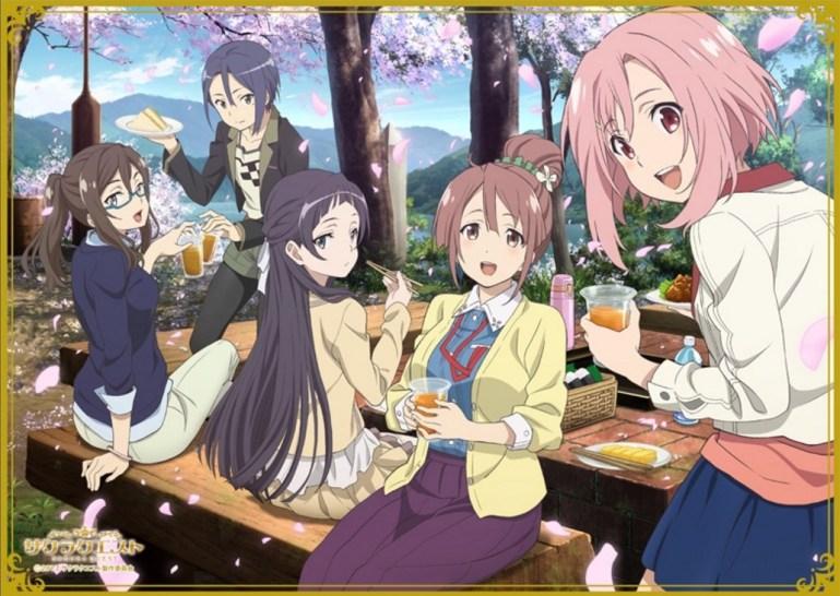 Đại Sứ Du Lịch (Sakura Quest)