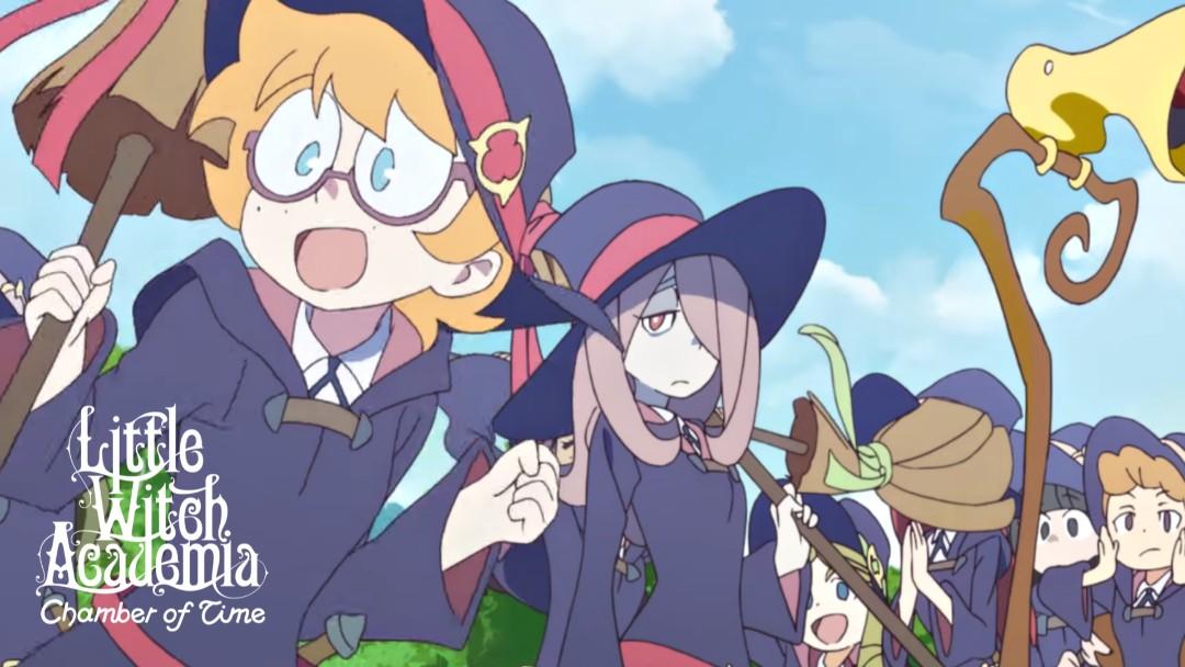 Học viện phù thủy nhỏ (Little Witch Academia)