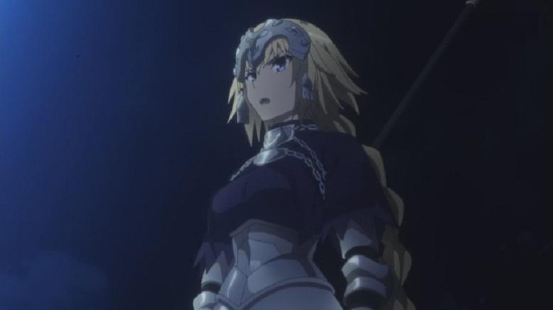 Jeanne D'Arc (Cuộc Chiến Chén Thánh: Ngụy Thư)