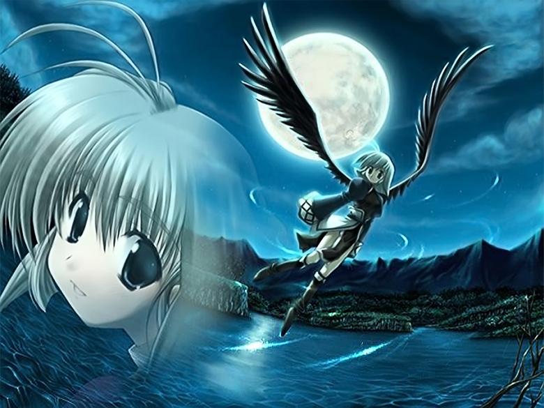Kamyu trong Anime - Không Ký Ức-Utawarerumono.