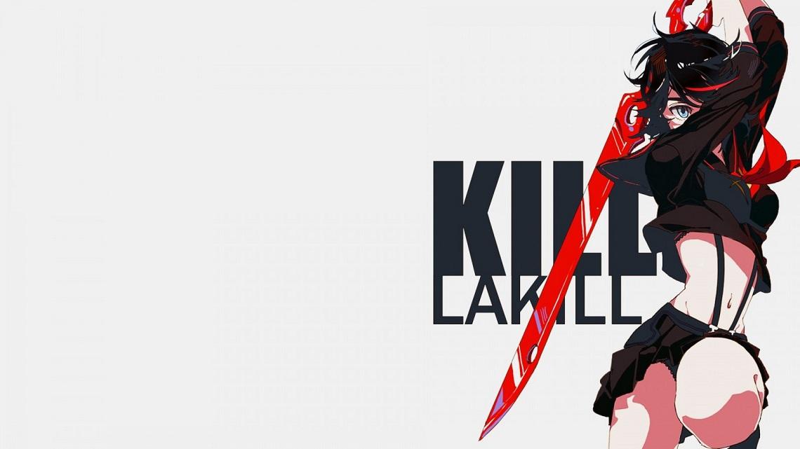 Kill La Kill - Nữ Sinh Bạo Lực