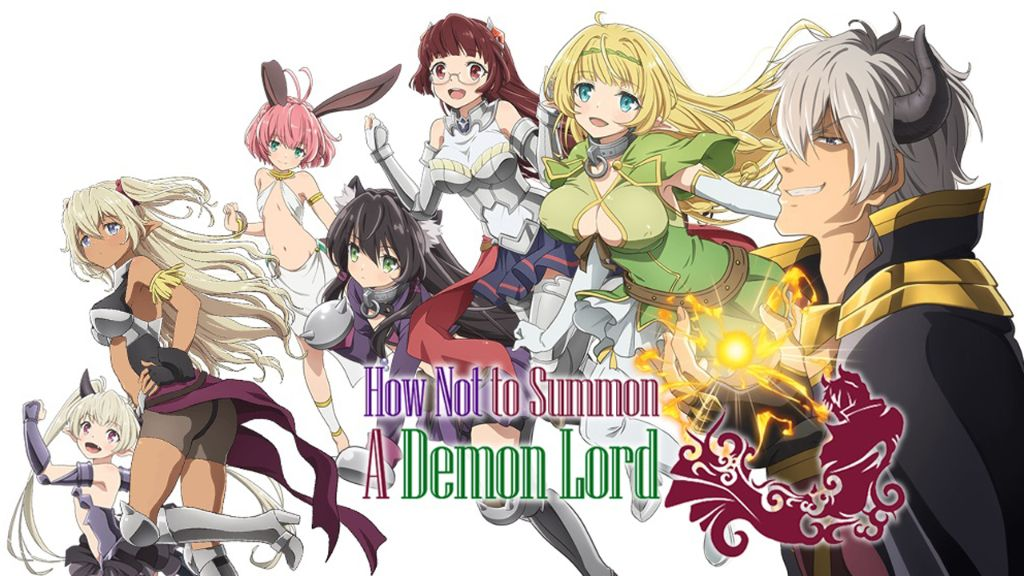 Cách ngăn triệu hồi Ma Vương - How Not To Summon A Demon Lord