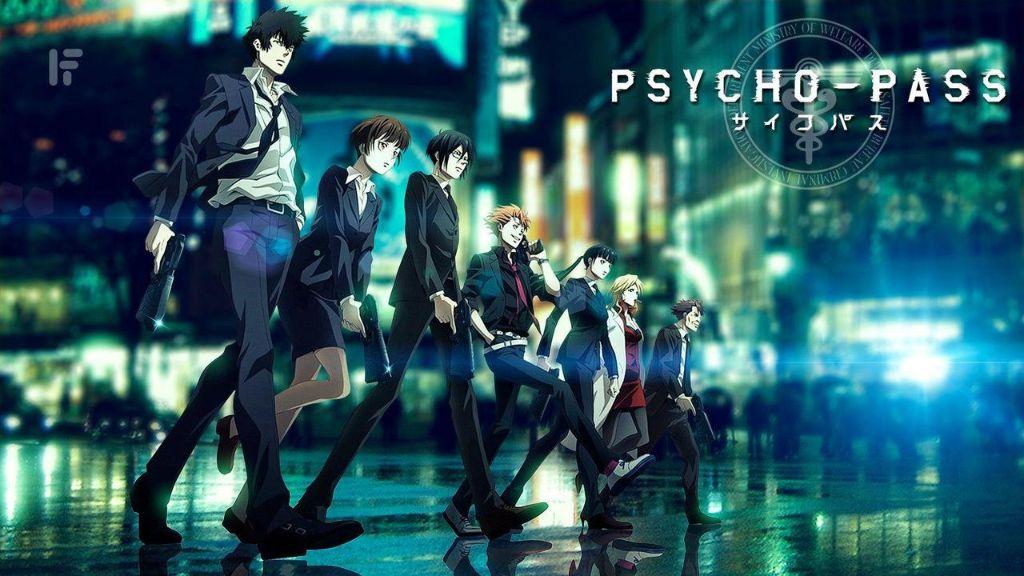 Hệ Số Phạm Tội - Psycho Pass