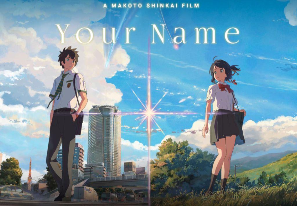 Tên cậu là gì - Your Name